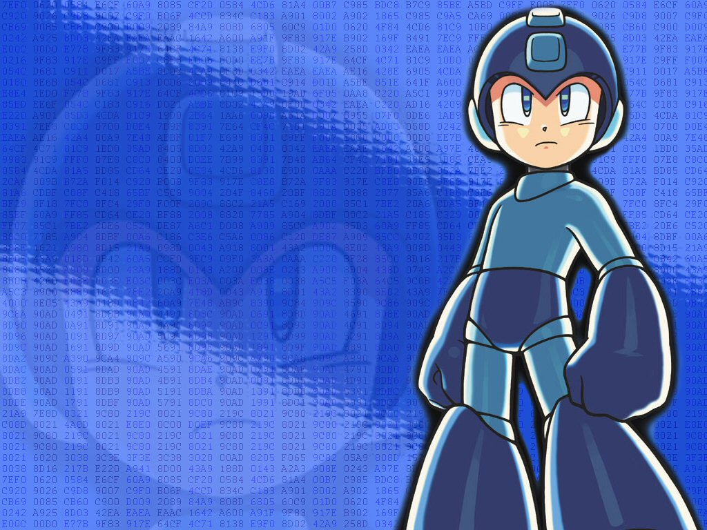 Mega Man Wallpaper
